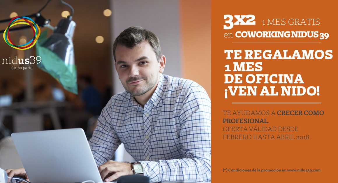 3x2 coworking NIDUS39